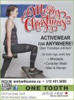 ACTIVEWEAR FOR ANYWHERE!