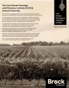 The Cool Climate Oenology and Viticulture Institute (CCOVI) at Brock University