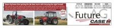 Future Ag knows that getting the job done starts with choosing the right Farmall.