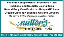 We carry a full line of products by Natural Factors