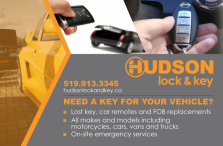 Need a Key for Your Vehicle?