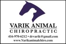 VARIK ANIMAL CHIROPRACTIC
