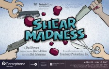 SHEAR MADNESS  By Paul Portner