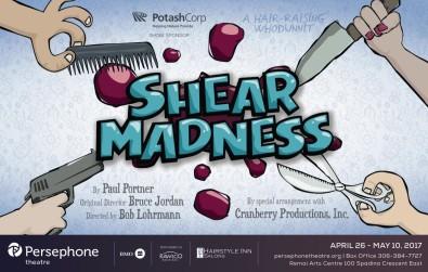 SHEAR MADNESS  By Paul Portner