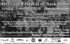 Heritage Festivals of Saskatoon
