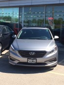 2016 Hyundai Sonata 2.4L GLS