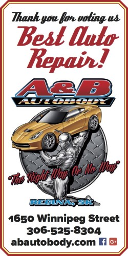 Thank you for voting us Best Auto Repair!