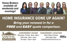 HOME INSURANCE GONE UP AGAIN?