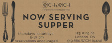 WICH IS WICH a proper sandwich and supper shop