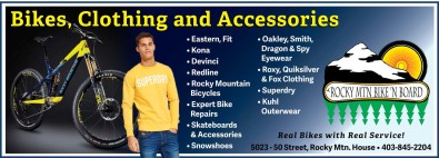 Bikes, Clothing and Accessories