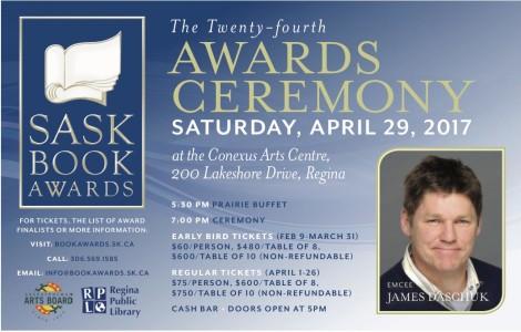 The Twenty-fourth Awards Ceremony Saturday, April 29