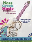 Ness Creek Music FESTIVAL: Discover new music in the forest!