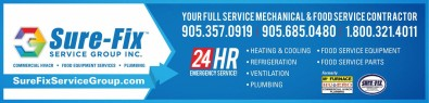 YOUR FULL SERVICE MECHANICAL & FOOD SERVICE CONTRACTOR