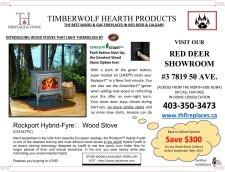 INTRODUCING WOOD STOVES THAT LIGHT THEMSELVES BY GREEN START
