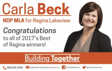 Carla Beck: NDP MLA for Regina Lakeview