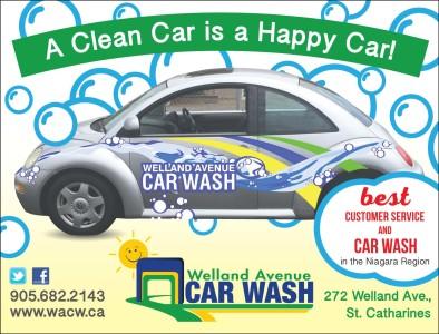 A Clean Car Is A Happy Car!