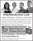Serving Rocky and area for 25 years