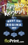 Flo Print Voted Best of Regina