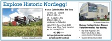 Explore Historic Nordegg!