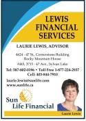 LEWIS FINANCIAL SERVICES LAURIE LEWIS, ADVISOR