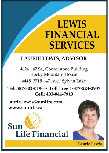LEWIS FINANCIAL SERVICES LAURIE LEWIS, ADVISOR