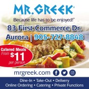 Catered Meals From $11 per person
