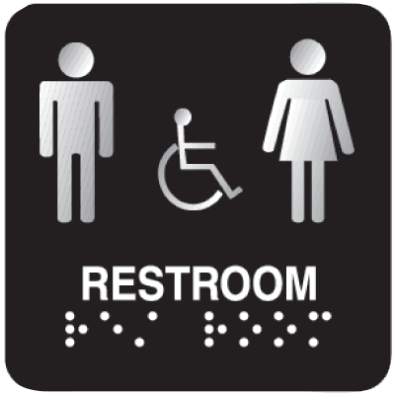 Disabilities Compliant Signage