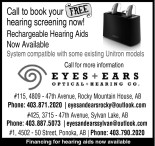 Rechargeable Hearing Aids Now Available