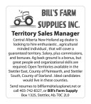 Territory Sales Manager wanted