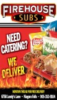 NEED CATERING? WE DELIVER