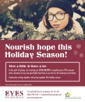 Nourish hope this Holiday Season!