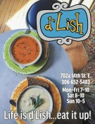 Life is d'Lish...eat it up!