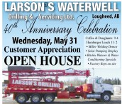 Wednesday, May 31 Customer Appreciation OPEN HOUSE