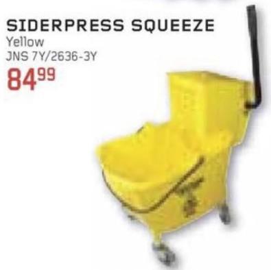 SIDERPRESS SQUEEZE