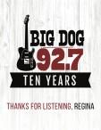 THANKS FOR LISTENING, REGINA