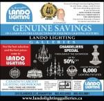 CHOOSE FROM OVER 6,000 LIGHTING FIXTURES