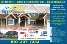 Sarnia's Local Window & Door Sales & Installations