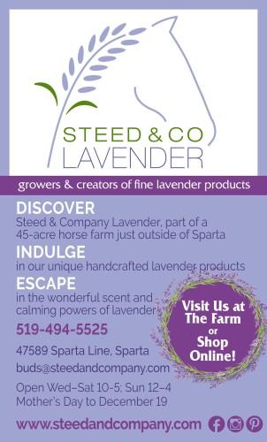 Visit Us at The Farm or Shop Online!