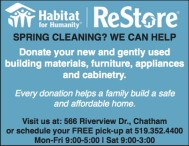 SPRING CLEANING? WE CAN HELP.