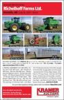 Unreserved Public Farm Auction Richelhoff Farms Ltd.