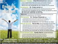 Let us help you Embrace Wellness
