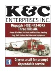 K&C ENTERPRISES Trailers and Hauling