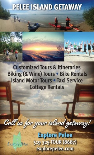 Call us for your island getaway