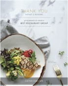 CACTUS CLUB CAFE is honoured to be selected as BEST RESTAURANT GROUP