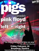 Canada's Pink Floyd tribute act