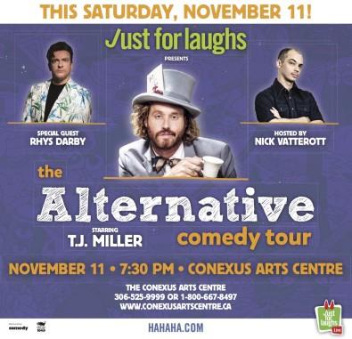 The Alternative Comedy Tour