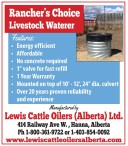 Ranchers Choice Livestock Waterer