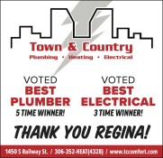 Town & Country VOTED BEST PLUMBER