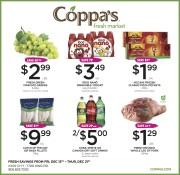 Coppas's Fresh Market