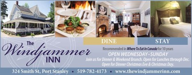 Join us for Dinner & Weekend Brunch